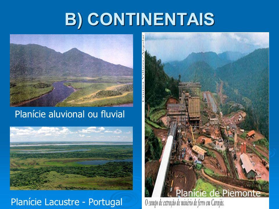 Planície Lacustre - Portugal