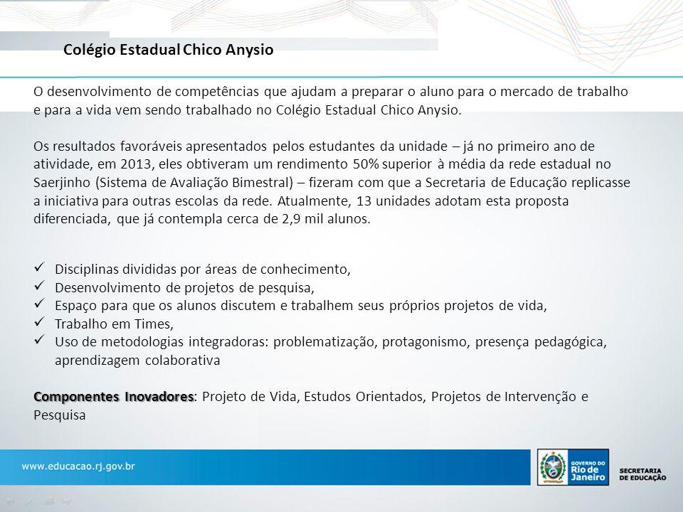 Colégio Estadual Chico Anysio