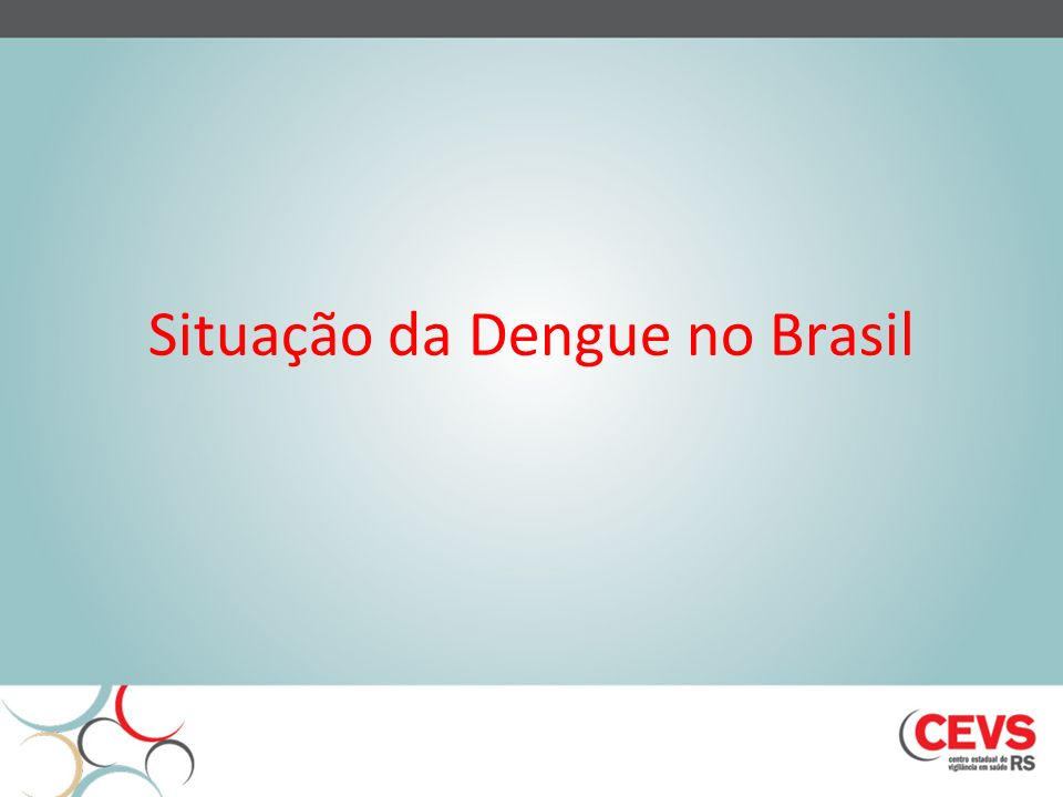 Situação da Dengue no Brasil