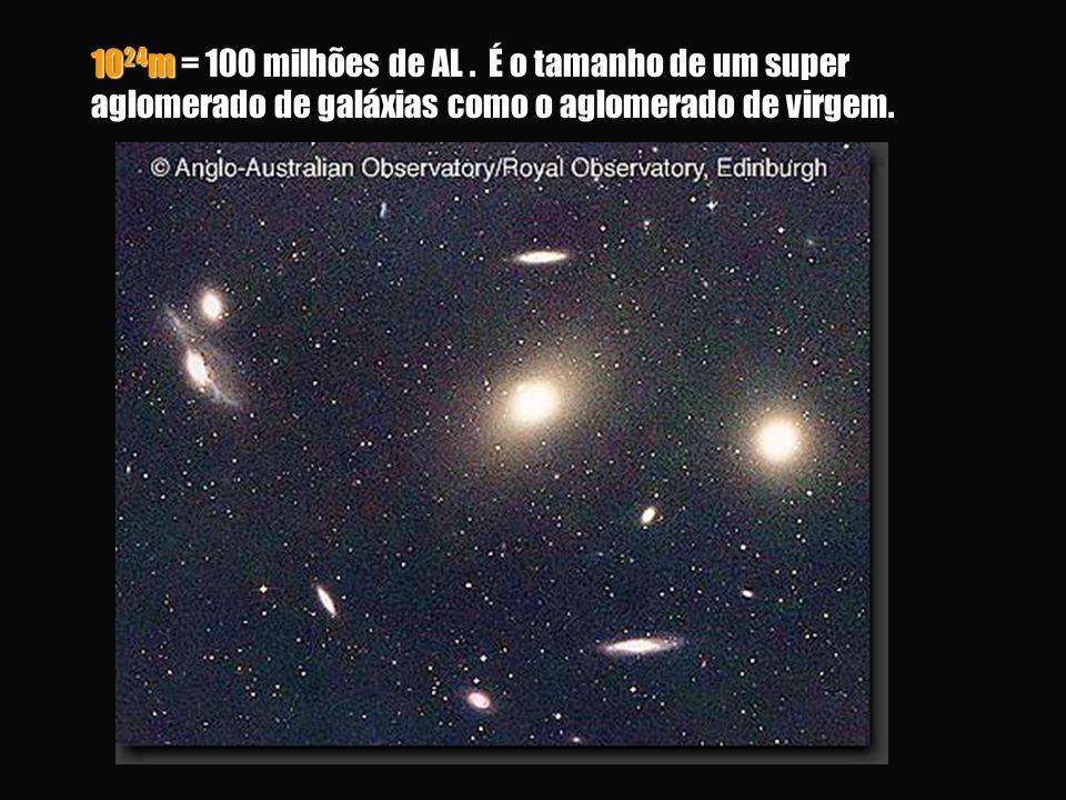 1024m = 100 milhões de AL .