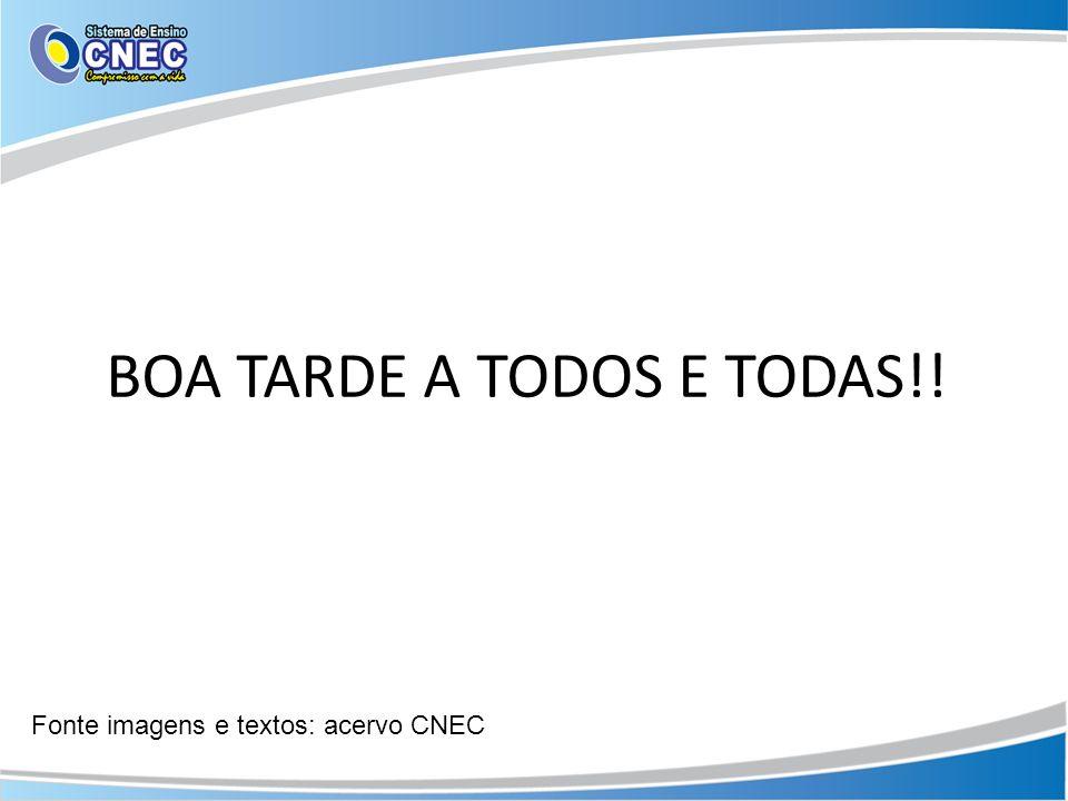 BOA TARDE A TODOS E TODAS!!