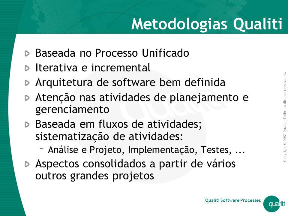 Metodologias Qualiti Baseada no Processo Unificado
