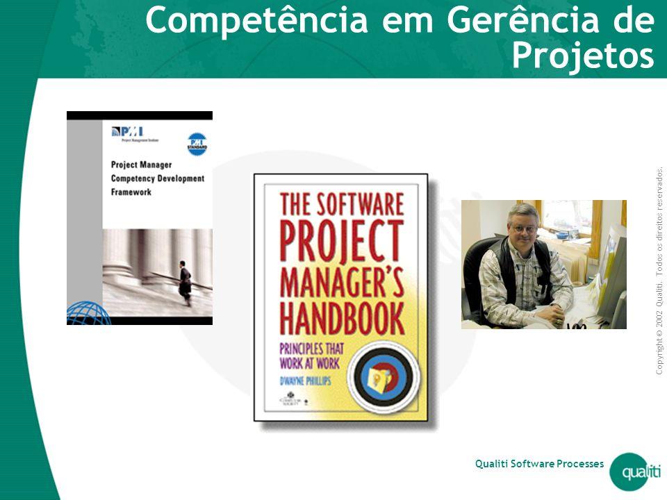 Competência em Gerência de Projetos