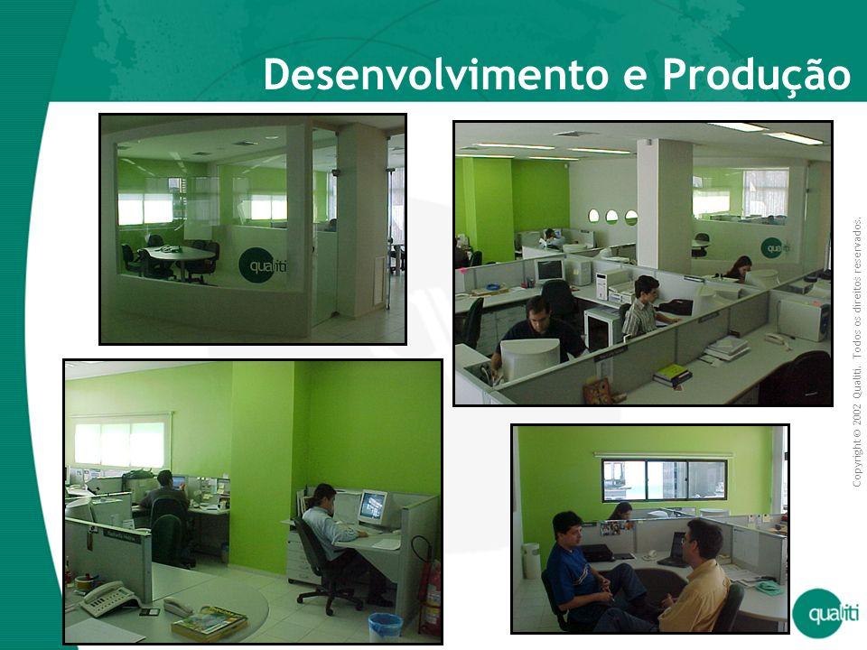 Desenvolvimento e Produção