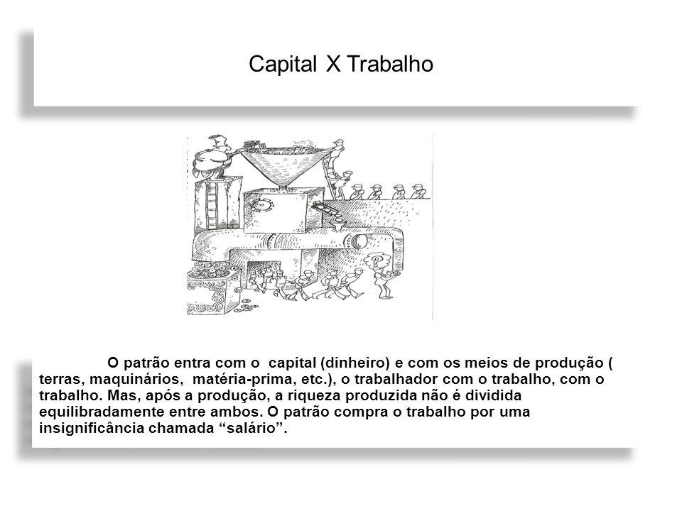 Capital X Trabalho