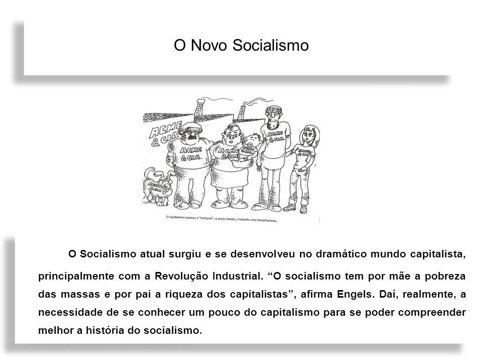 O Novo Socialismo