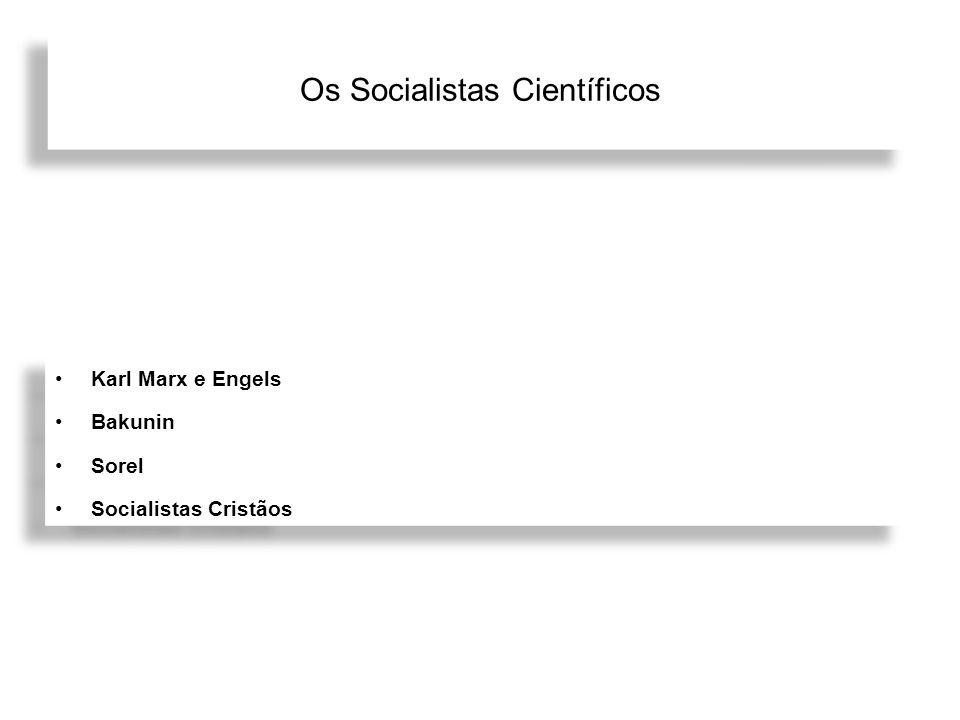 Os Socialistas Científicos