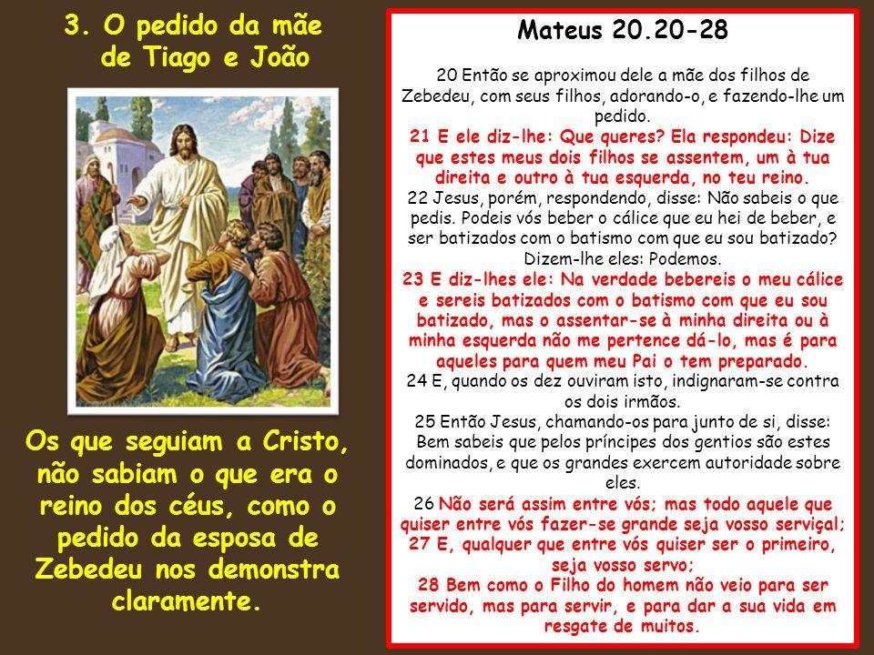 27 E, qualquer que entre vós quiser ser o primeiro, seja vosso servo;