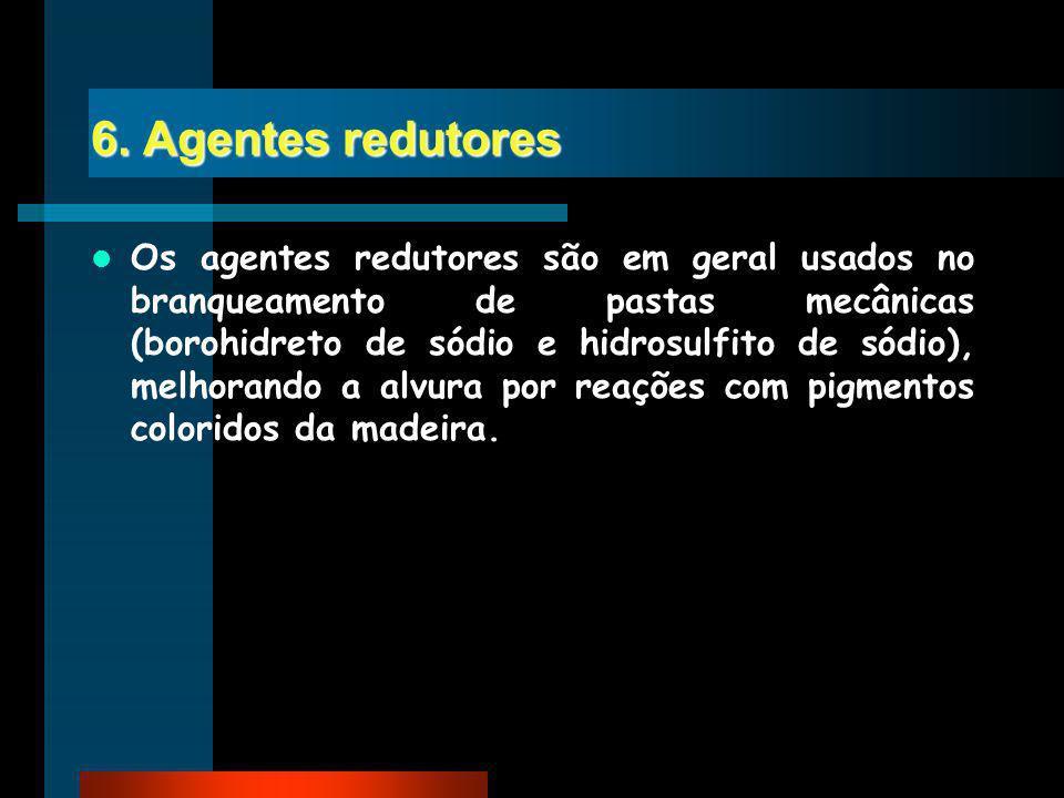 6. Agentes redutores
