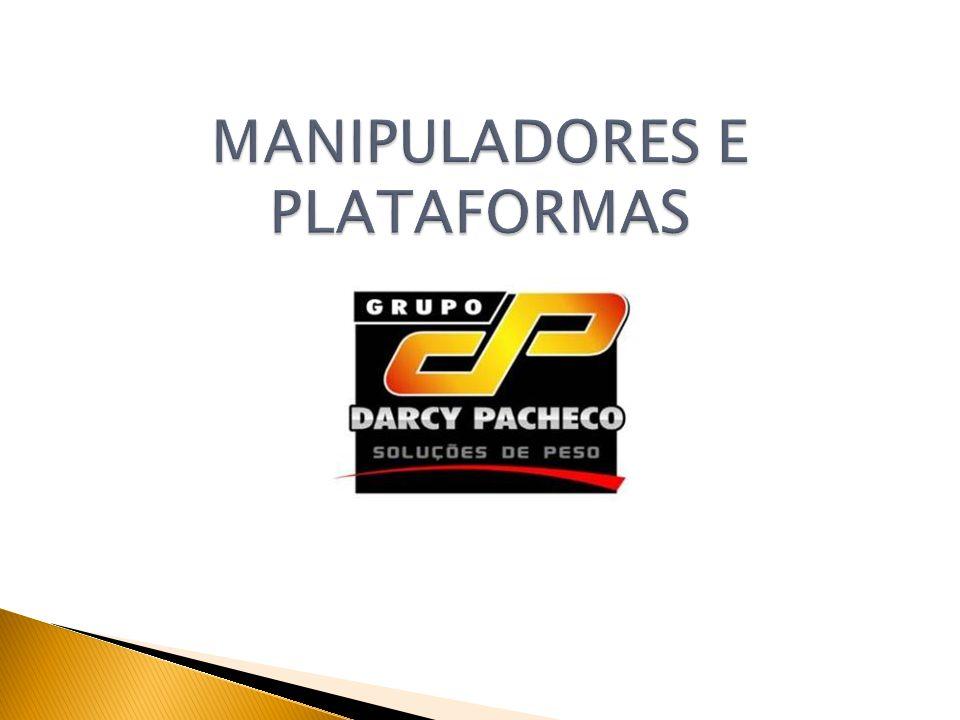MANIPULADORES E PLATAFORMAS