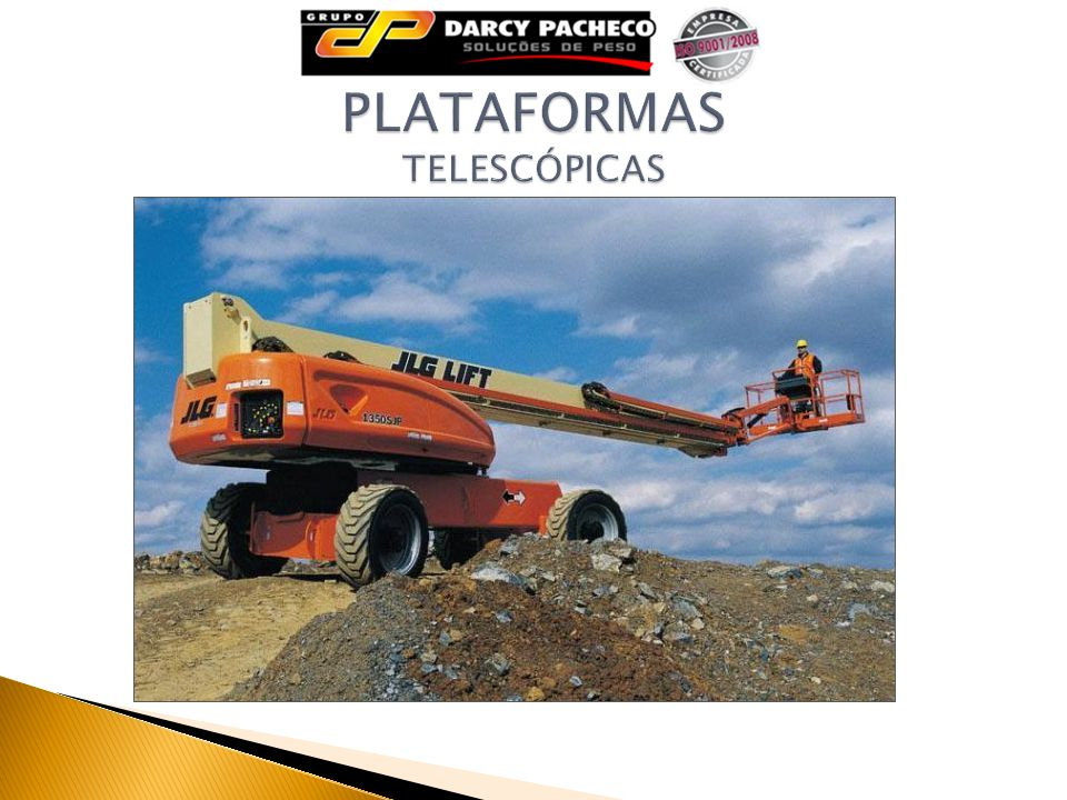 PLATAFORMAS TELESCÓPICAS