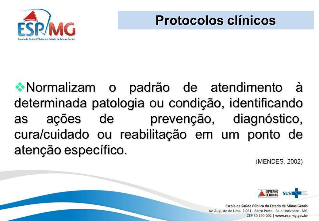 Protocolos clínicos