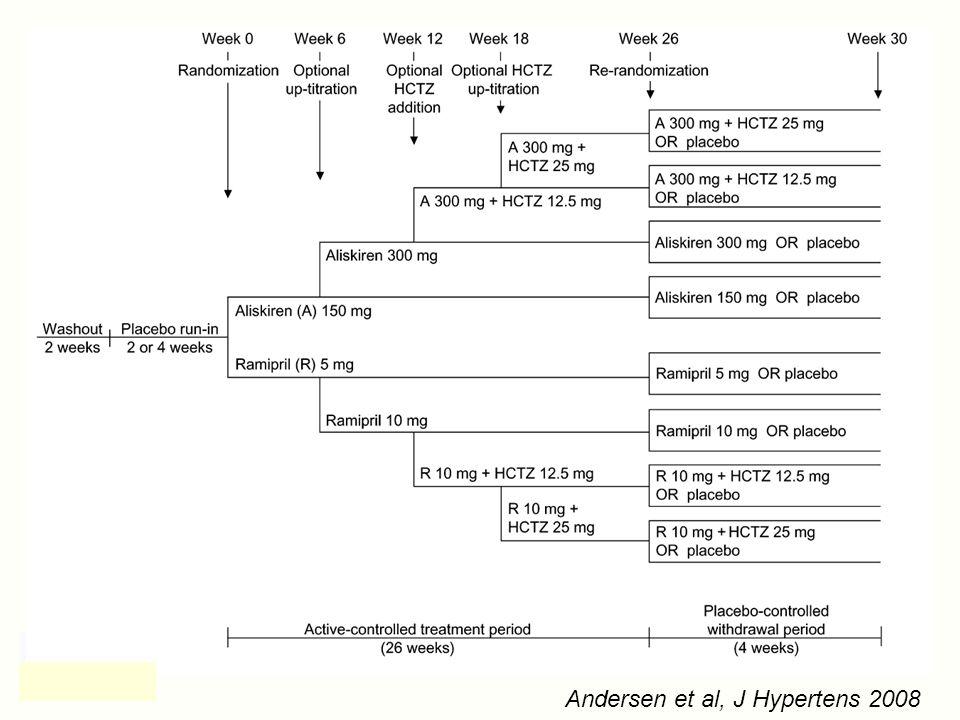 Andersen et al, J Hypertens 2008