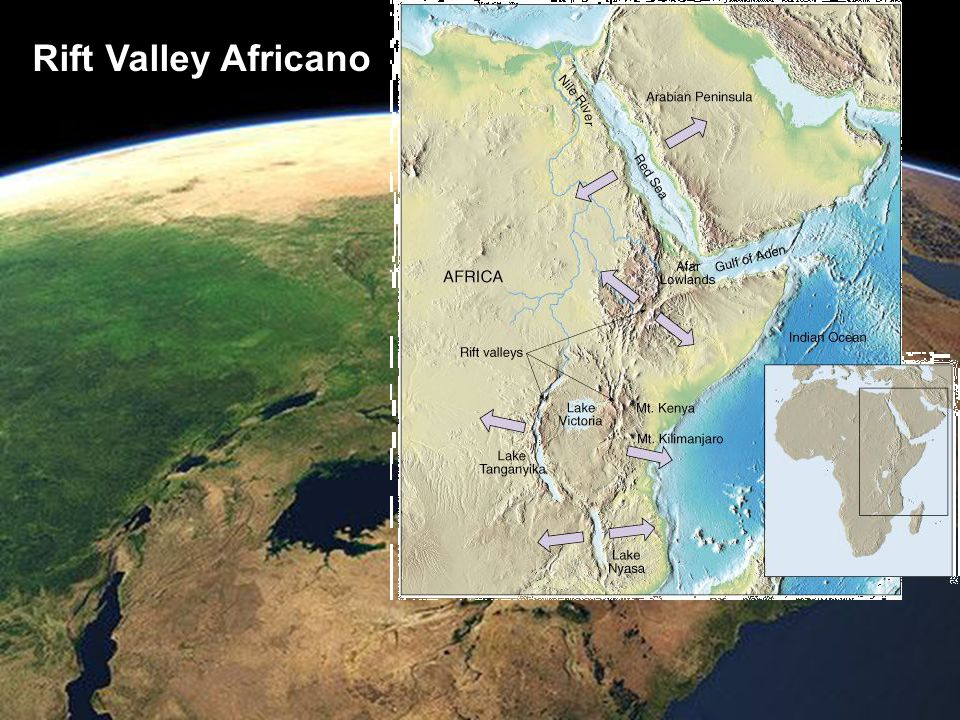 Rift Valley Africano
