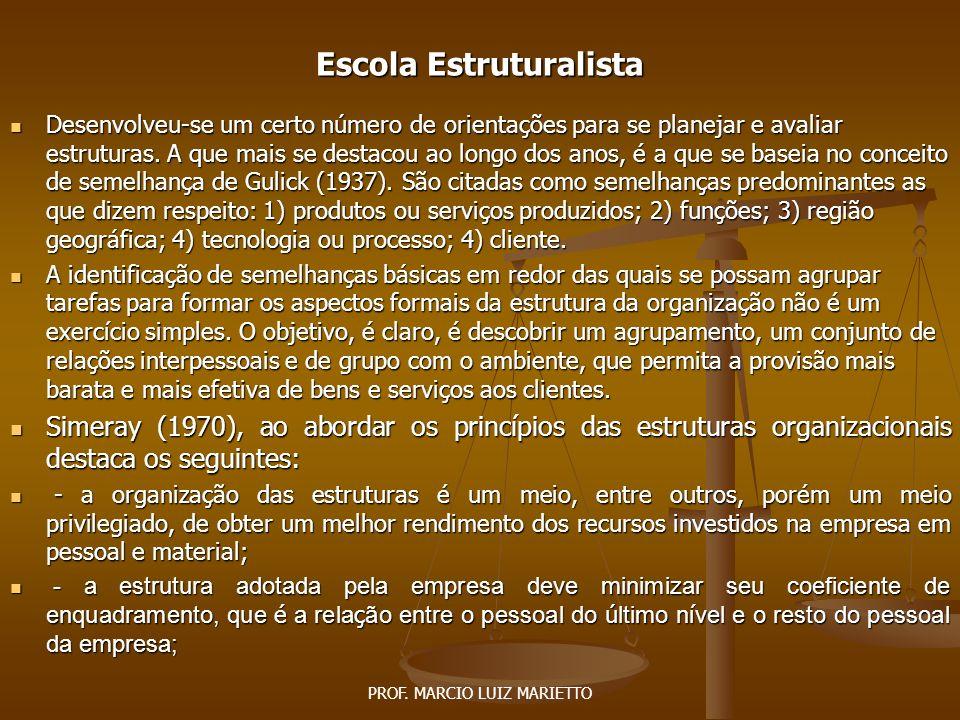Escola Estruturalista