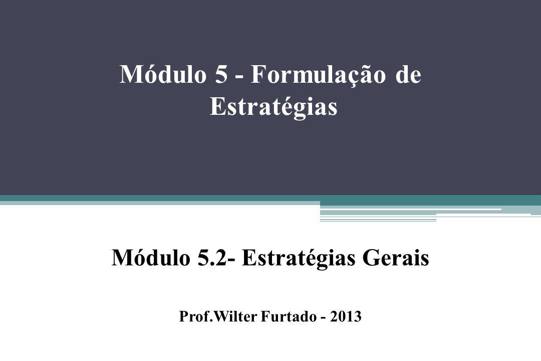Módulo 5.2- Estratégias Gerais