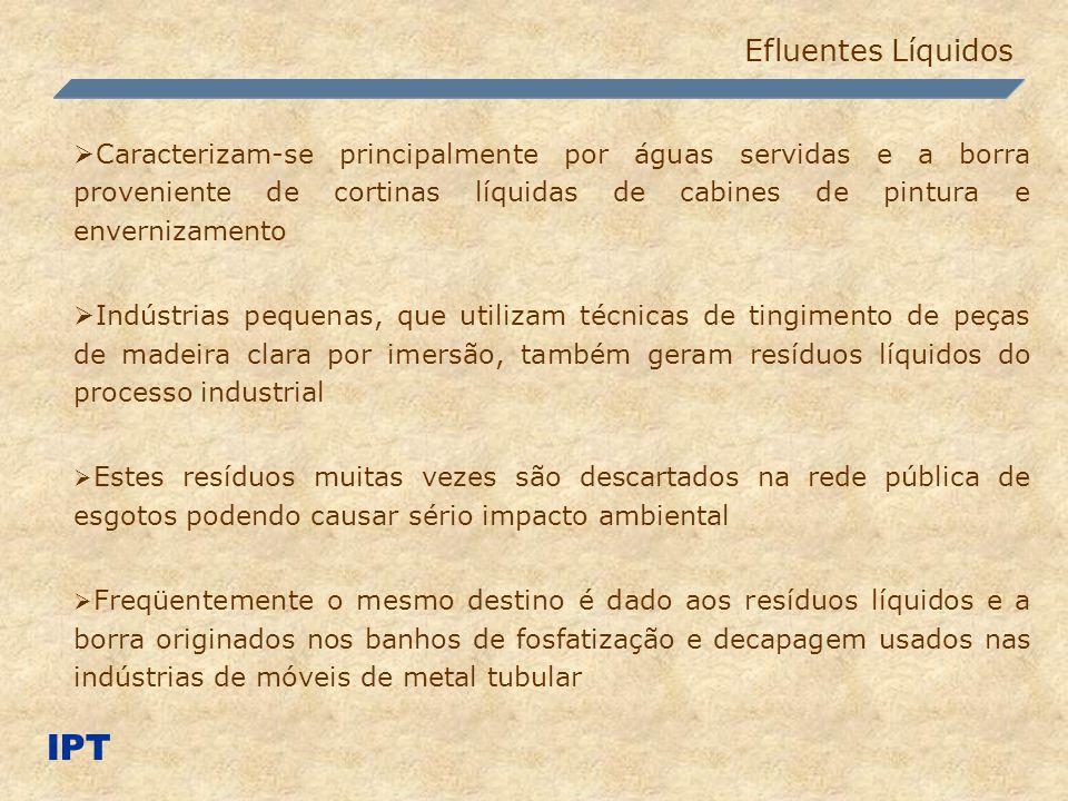 IPT Efluentes Líquidos
