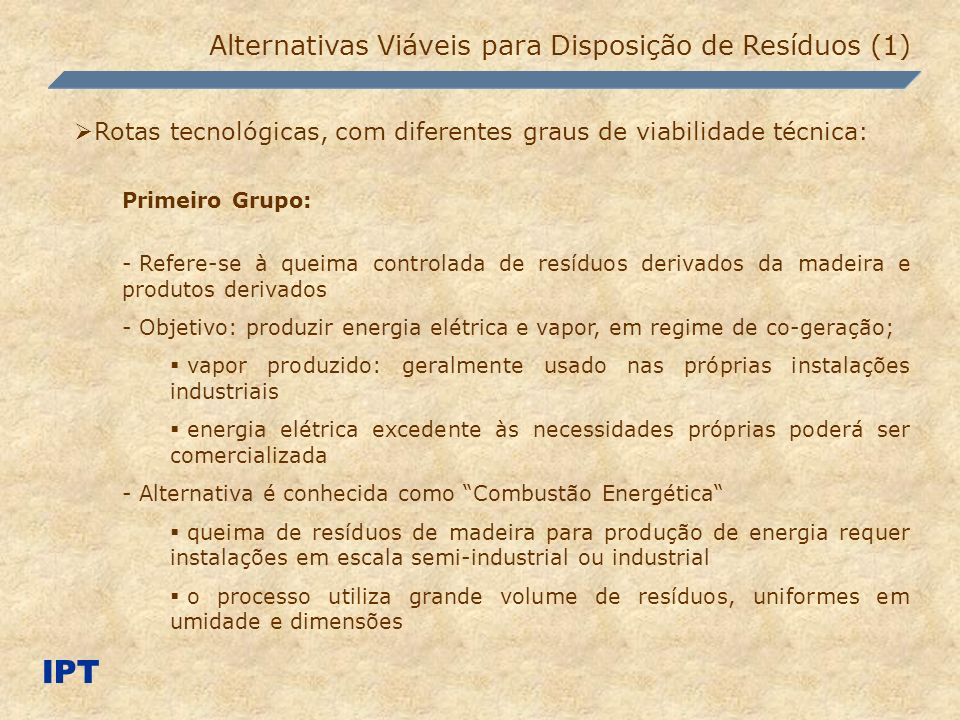 IPT Alternativas Viáveis para Disposição de Resíduos (1)