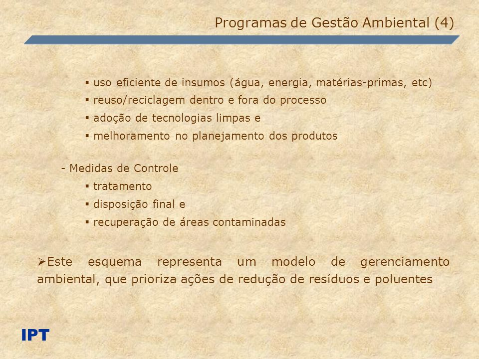IPT Programas de Gestão Ambiental (4)