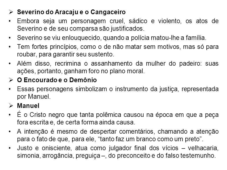 Severino do Aracaju e o Cangaceiro