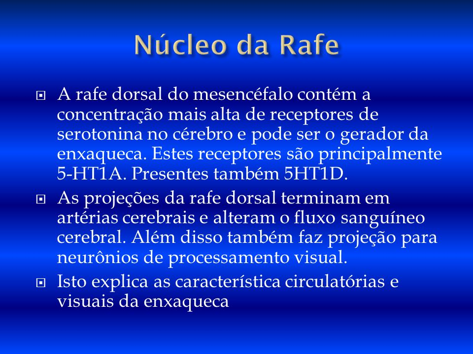 Núcleo da Rafe