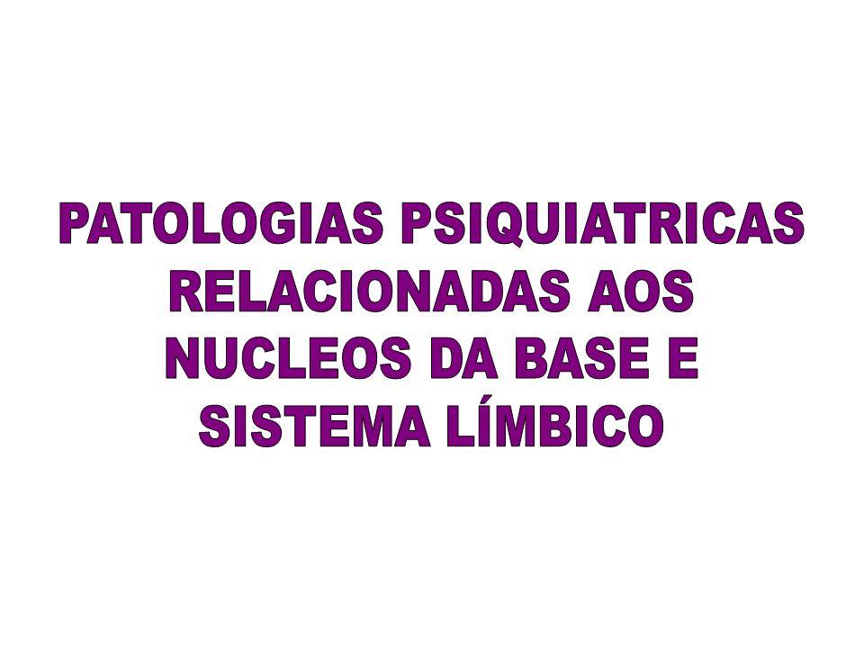 PATOLOGIAS PSIQUIATRICAS