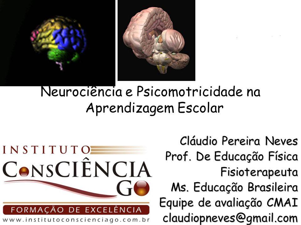Neurociência e Psicomotricidade na Aprendizagem Escolar