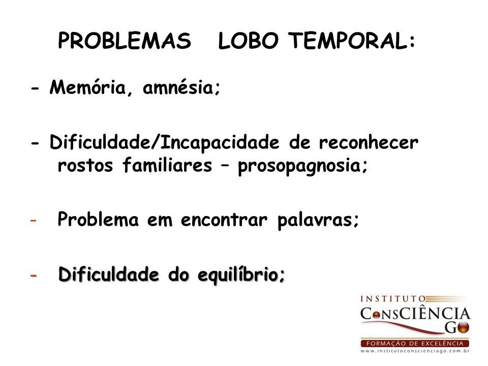 PROBLEMAS LOBO TEMPORAL: