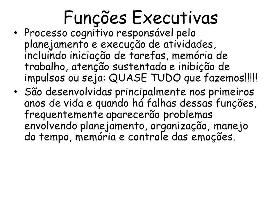 Funções Executivas