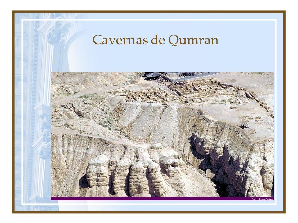 Cavernas de Qumran
