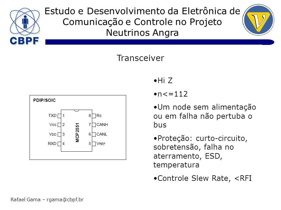Transceiver Hi Z n<=112