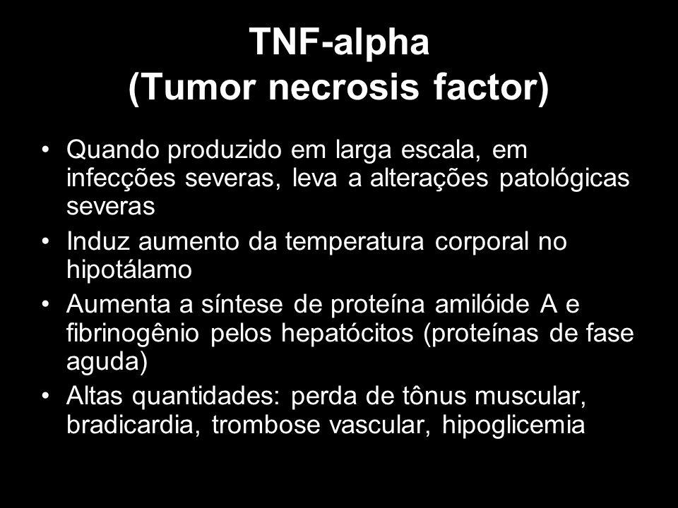 TNF-alpha (Tumor necrosis factor)