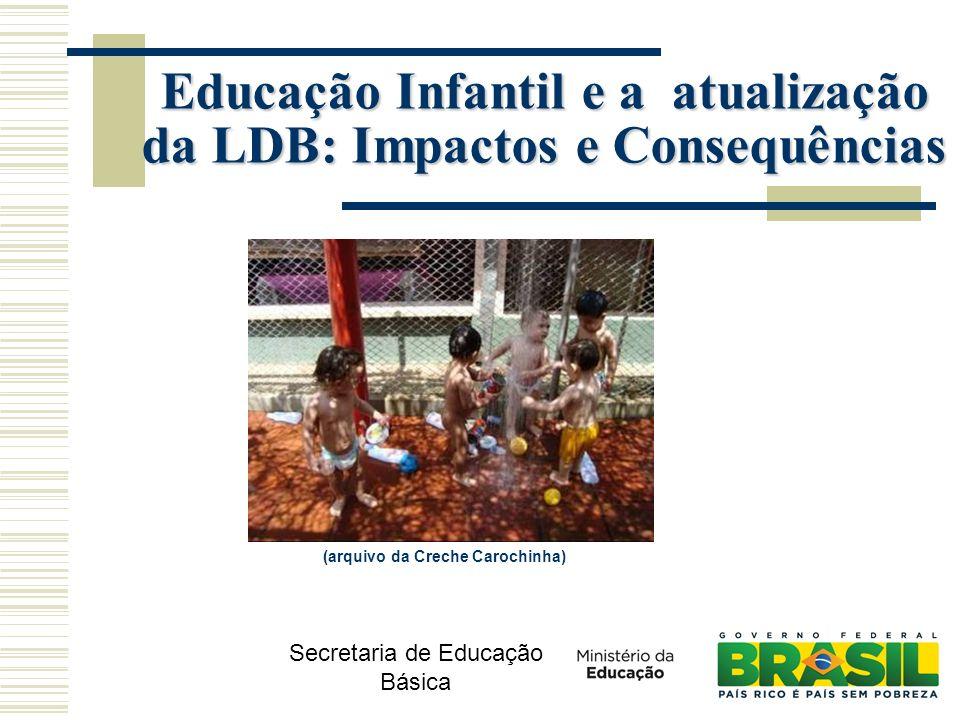 Educação Infantil e a atualização da LDB: Impactos e Consequências