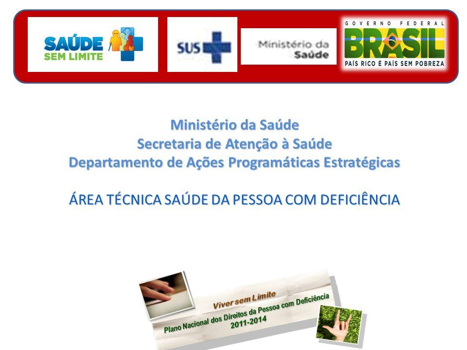 Secretaria de Atenção à Saúde
