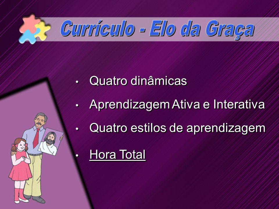 Currículo - Elo da Graça