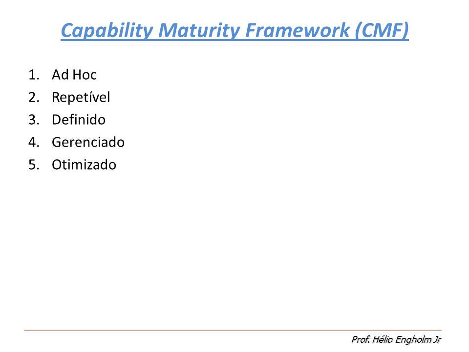 Capability Maturity Framework (CMF)