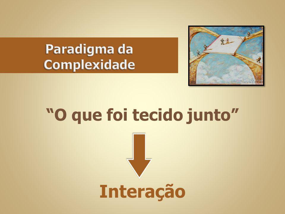 Paradigma da Complexidade
