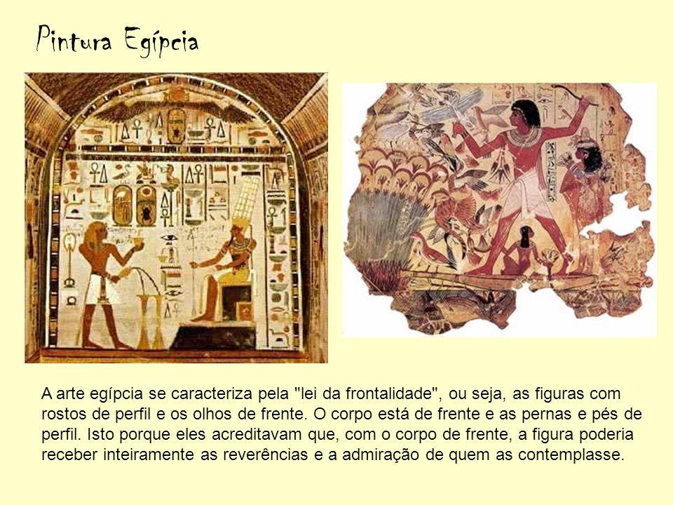 Pintura Egípcia