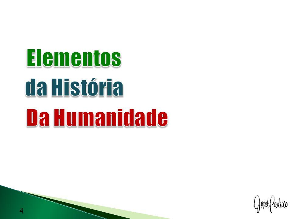Elementos da História Da Humanidade