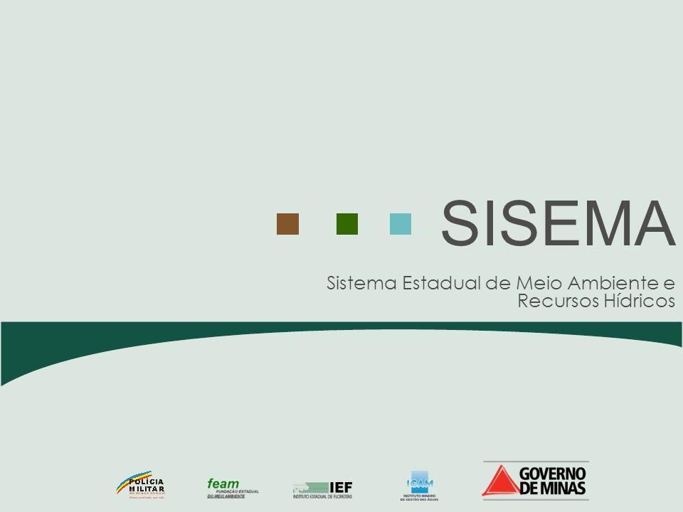 Sistema Estadual de Meio Ambiente e Recursos Hídricos