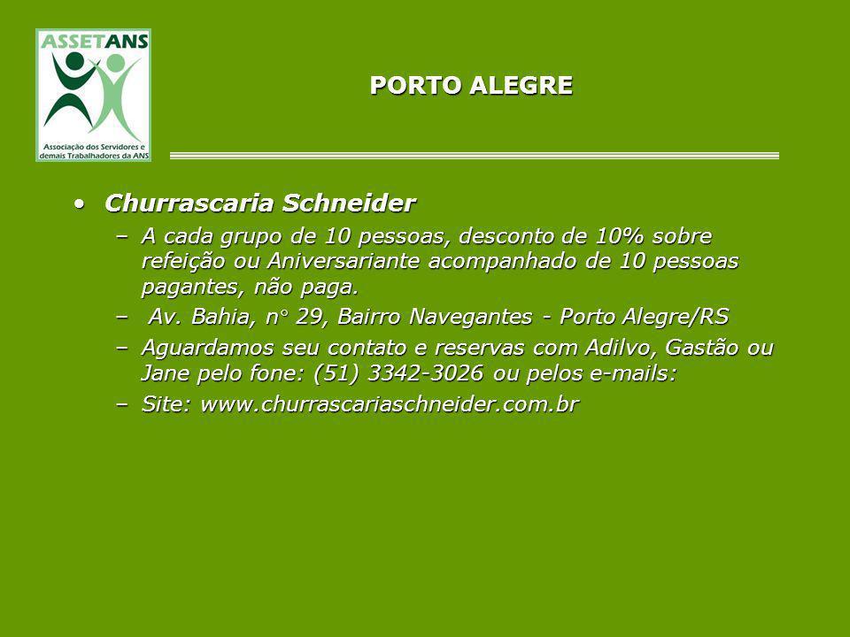 Churrascaria Schneider