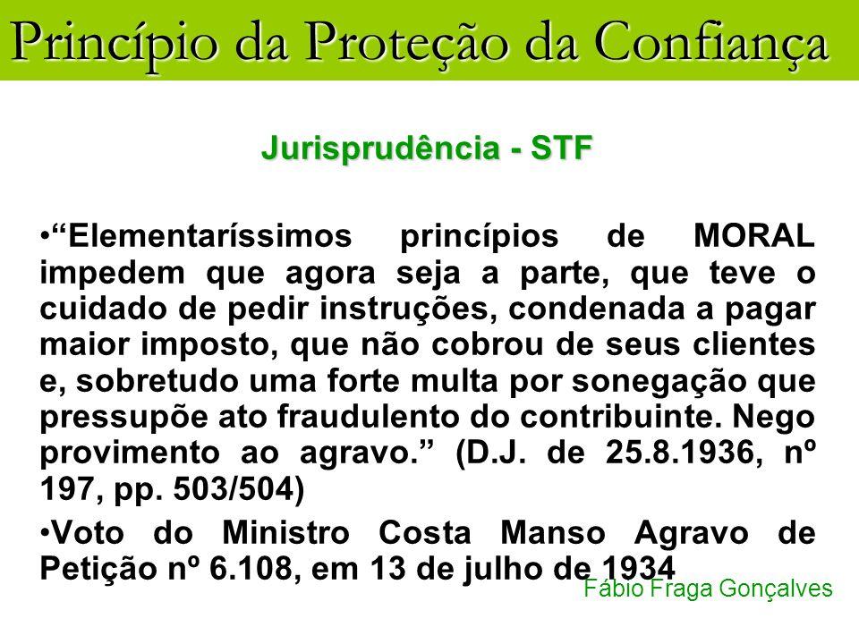 Jurisprudência - STF