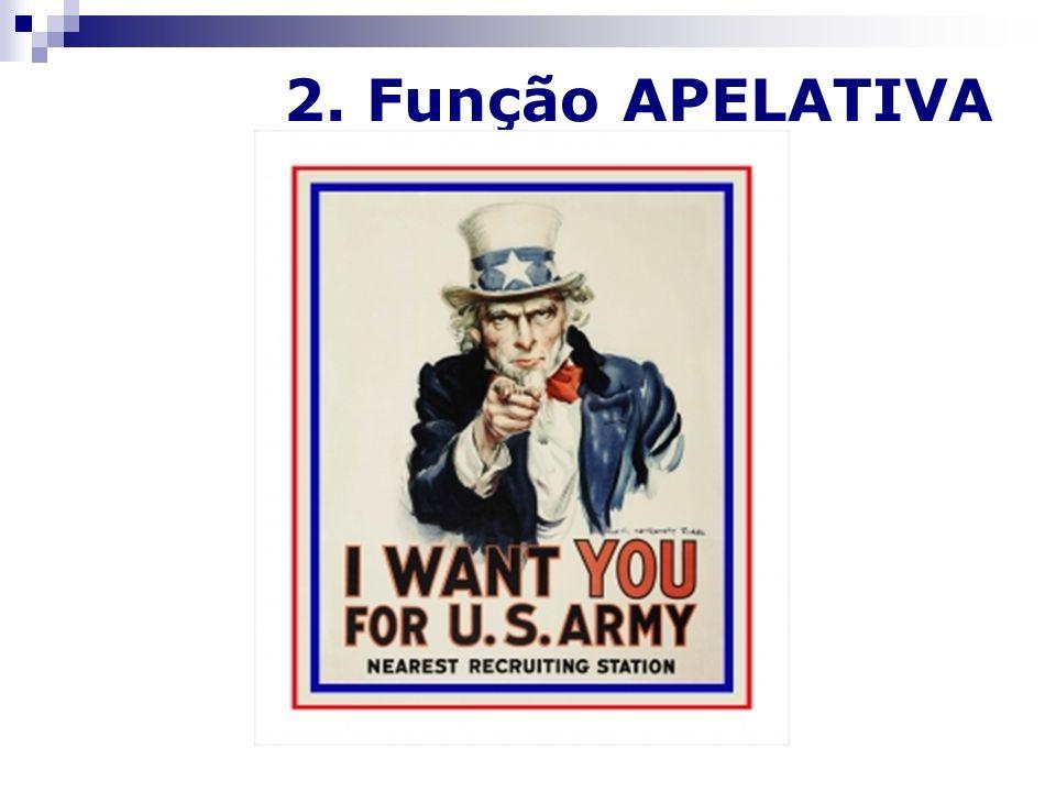 2. Função APELATIVA 10