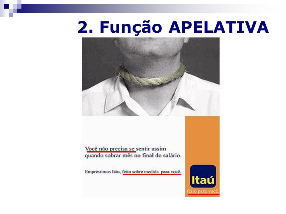 2. Função APELATIVA 9