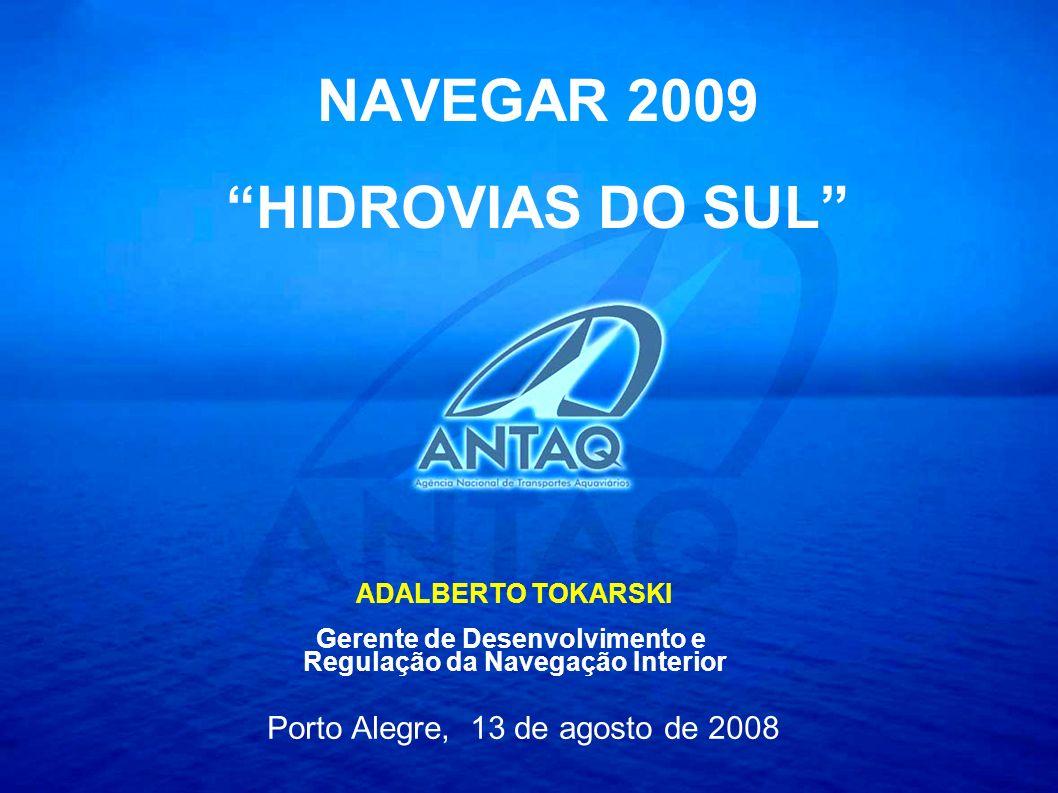 NAVEGAR 2009 HIDROVIAS DO SUL