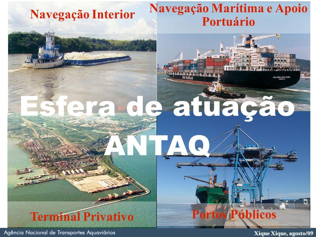 Navegação Marítima e Apoio Portuário
