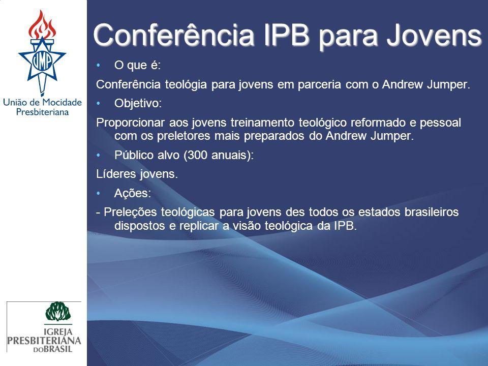 Conferência IPB para Jovens