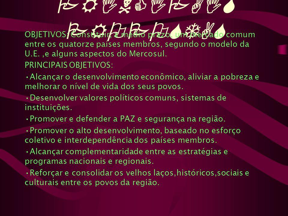 PRINCIPAIS PROPOSTAS