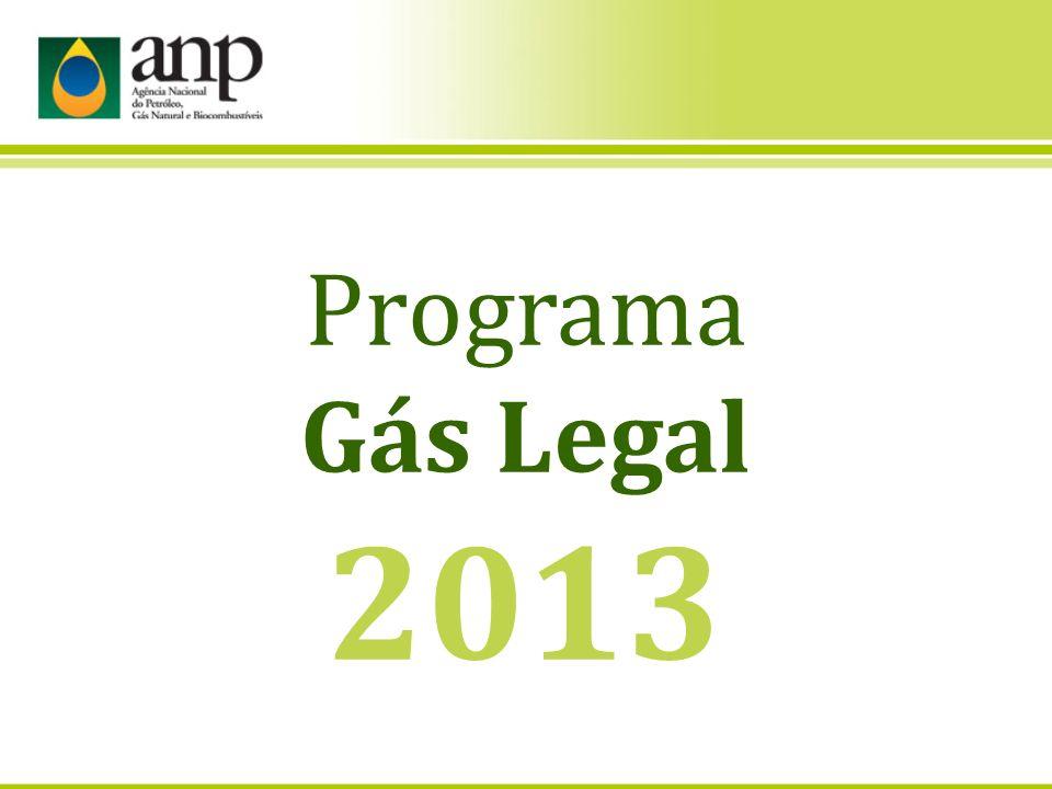 Programa Gás Legal 2013