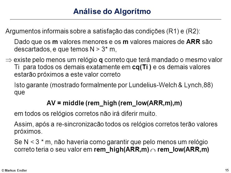 AV = middle (rem_high (rem_low(ARR,m),m)